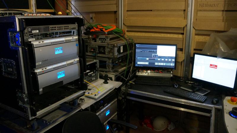 Skoda Control Room IAA 2013