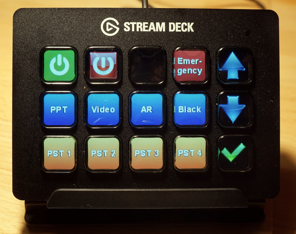 Elgato Stream Deck Integration