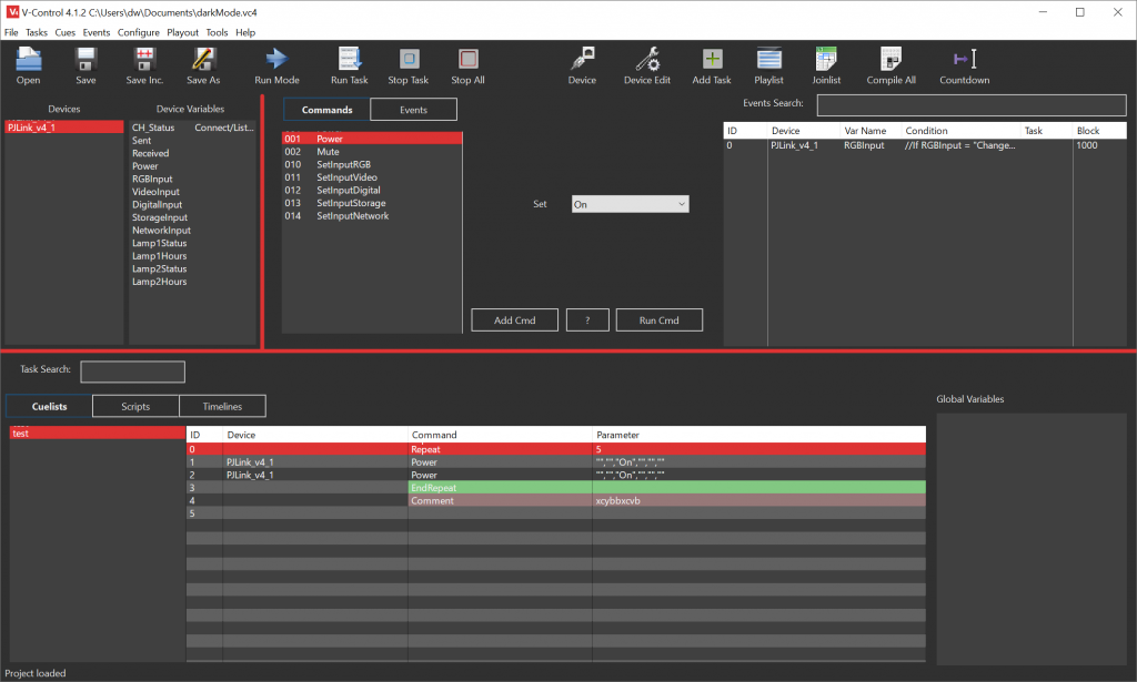 V Control We Control On Windows Linux Mac And Raspberry Pi Free Open Source Solution